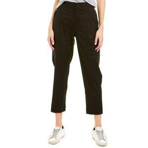 Vince Linen-Blend Cargo Pant - Size 6